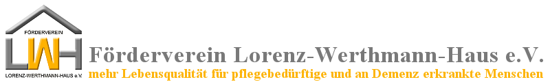 Förderverein Lorenz-Werthmann-Haus e. V.